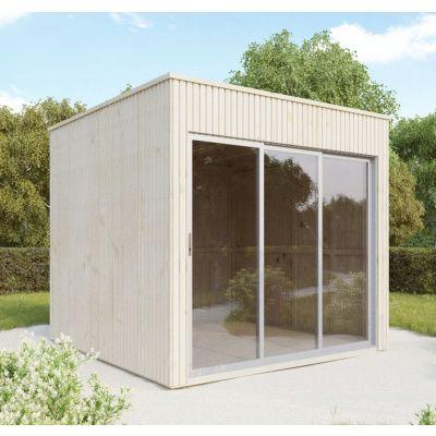 Hoofdafbeelding van SmartShed Tuinhuis Cube Novia 4028