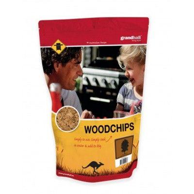 Hoofdafbeelding van Grandhall Smoke Chips Hickory