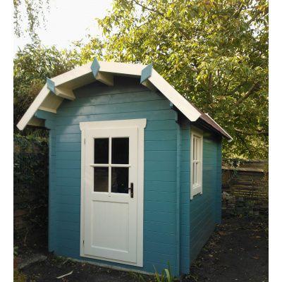 Bild 41 von Azalp Blockhaus Kent 300x400 cm, 45 mm