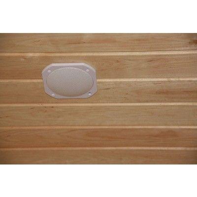Afbeelding 2 van Azalp Sauna speaker -40 to 110 °C in wit