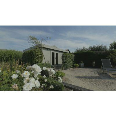 Bild 54 von Azalp Blockhaus Ingmar 596x596 cm, 45 mm