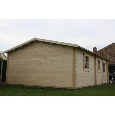 Afbeelding 6 van Azalp Garage Thijs 500x800 cm, 60 mm