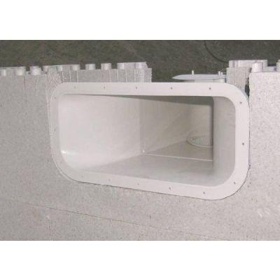 Afbeelding 6 van Trend Pool Polystyreen liner zwembad 600 x 300 x 150 cm (starter set)