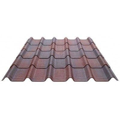 Hoofdafbeelding van Onduline Complete set Onduvilla voor dit dak (Rood)*