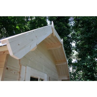 Bild 6 von Azalp Blockhaus Kent 350x250 cm, 30 mm