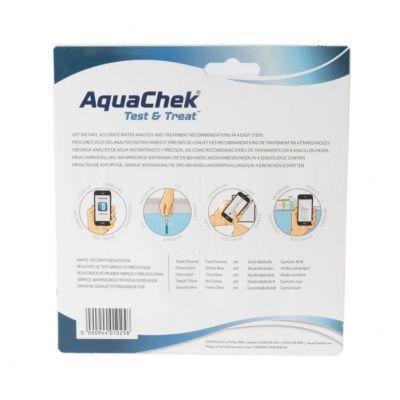 Afbeelding 7 van AquaChek Test & Treat teststrips voor smartphone app