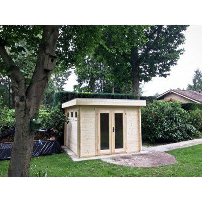 Bild 96 von Azalp Blockhaus Ingmar 596x350 cm, 45 mm