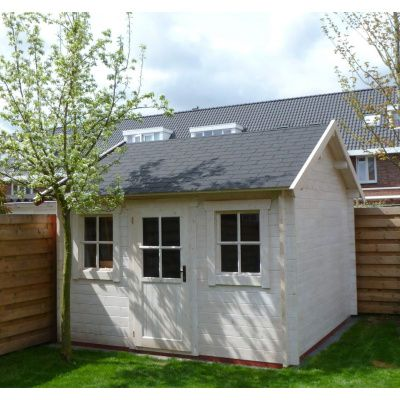 Bild 34 von Azalp Blockhaus Lis 350x350 cm, 30 mm