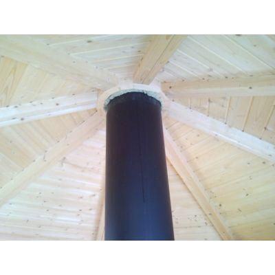 Afbeelding 5 van Azalp Grill met schoorsteen
