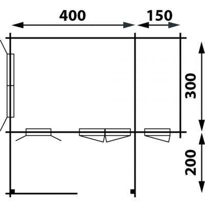 Afbeelding 3 van Interflex 4x3+2Z