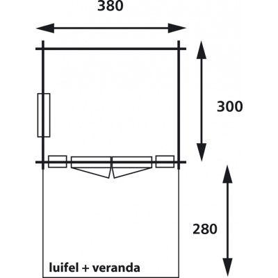 Afbeelding 2 van Interflex 3830 Luxe
