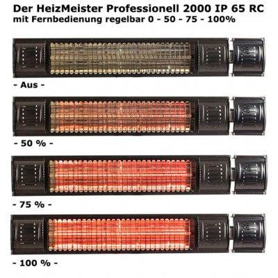 Afbeelding 2 van Infralogic HeizMeister Professional 2000