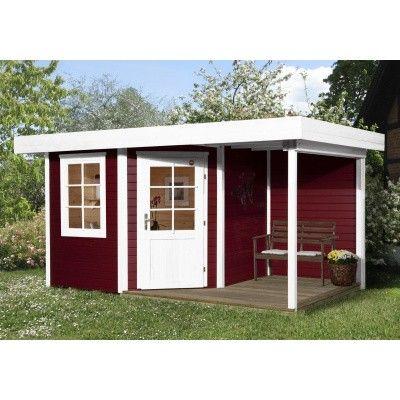 Hoofdafbeelding van Weka Designhuis 213 A Gr.1, 396x238 cm Zweeds rood