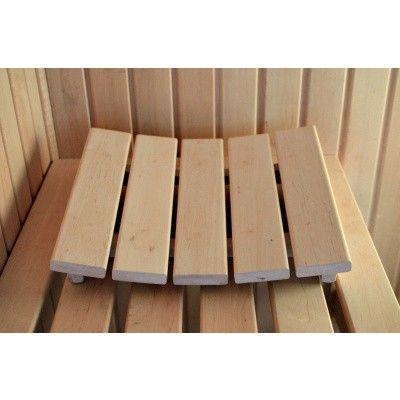 Afbeelding 5 van Azalp Deluxe Sauna Hoofdsteun elzen