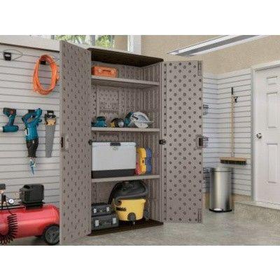Bild 4 von Suncast BMC 8000 Mega Tall Storage Cabinet