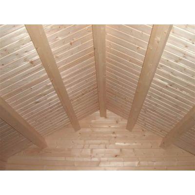 Bild 6 von Azalp Royal Class Gartenhaus Village 350x400 cm, 45 mm