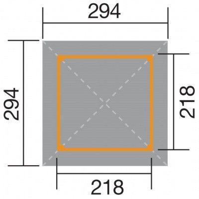 Bild 2 von Weka Gartenoase 651 Gr.1