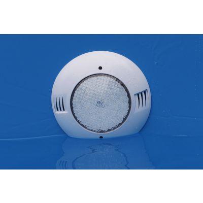Afbeelding 2 van Ubbink LED-Spot 350 Plus met veiligheidstransformator voor een houten zwembad