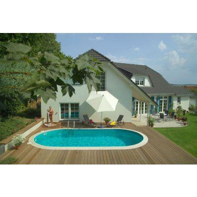 Afbeelding 21 van Trend Pool Tahiti 800 x 400 x 120 cm, liner 0,8 mm