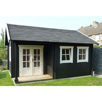 Afbeelding 64 van Azalp CLASSIC blokhut Cottage Style Kinross, 45 mm