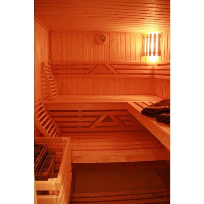 Afbeelding 10 van Azalp Saunabanken geheel op maat