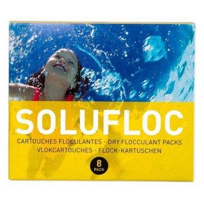 Hoofdafbeelding van Melpool SoluFloc Vlokcartouches 8 stuks