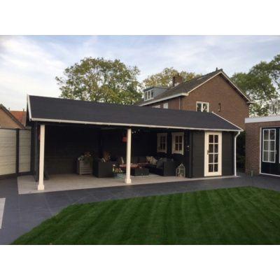 Bild 13 von Azalp Blockhaus Marnix 650x350 cm, 45 mm