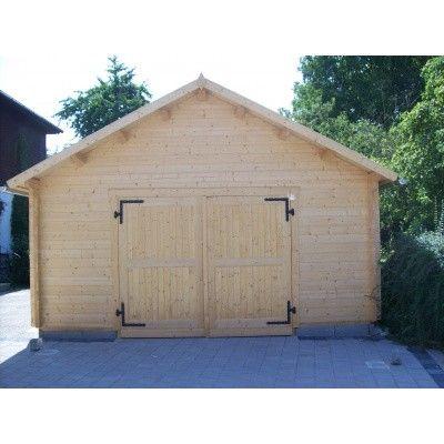 Afbeelding 33 van Azalp Garage Keutenberg 470x570 cm, in 95 mm