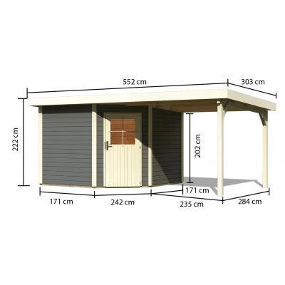 Afbeelding 3 van Woodfeeling Neuruppin 3 met veranda (91455)