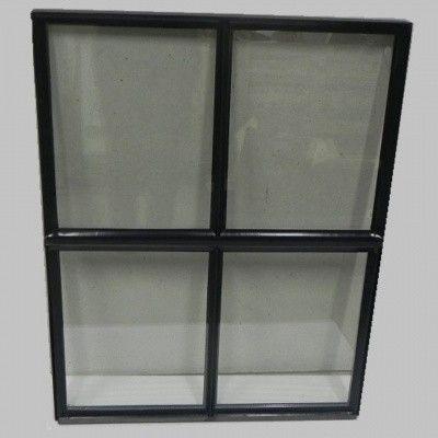 Afbeelding 2 van Azalp Stalen openklapbaar raam (onderste deel), 750x950 mm