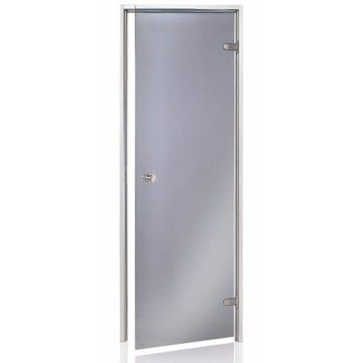 Hoofdafbeelding van Hot Orange Stoombad deur Au 90x210 cm, blank