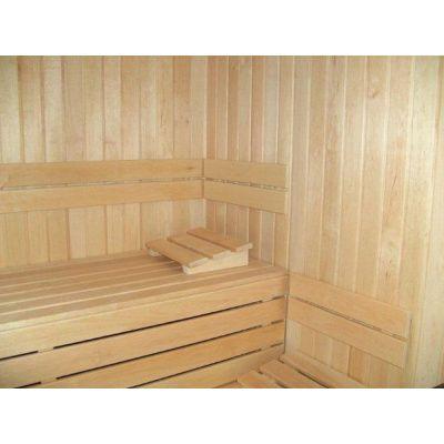 Afbeelding 32 van Azalp Sauna rugleuning Lumen, Elzen