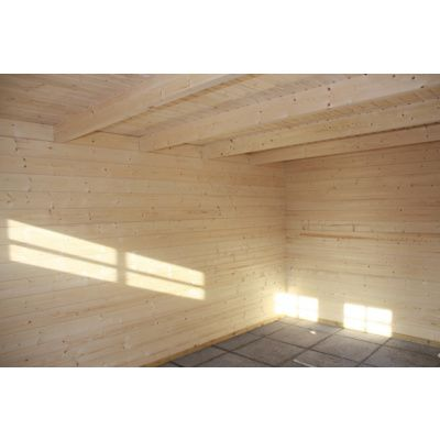 Bild 59 von Azalp Blockhaus Ingmar 400x500 cm, 45 mm