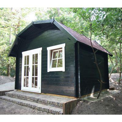 Bild 13 von Azalp Blockhaus Cornwall 450x300 cm, 45 mm