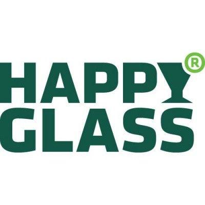 Afbeelding 3 van HappyGlass GG512 Beer Glass Ribbel 30 cl (set van 2)