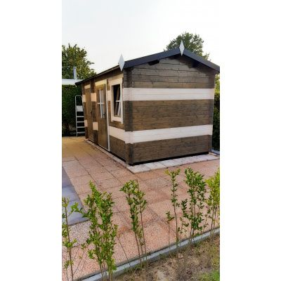 Bild 14 von Azalp Blockhaus Mona 400x250 cm, 30 mm