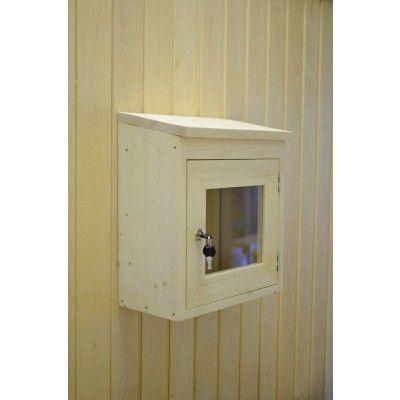 Afbeelding 3 van Azalp Beschermkast Saunabesturing