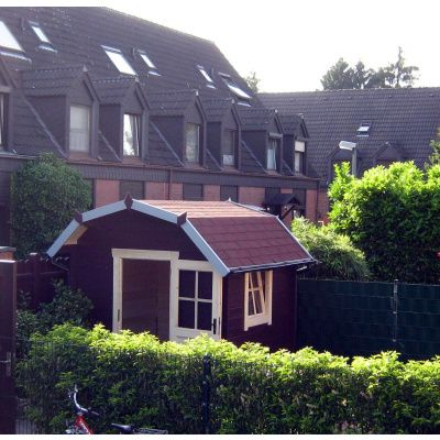 Bild 30 von Azalp Blockhaus Kent 400x350 cm, 45 mm
