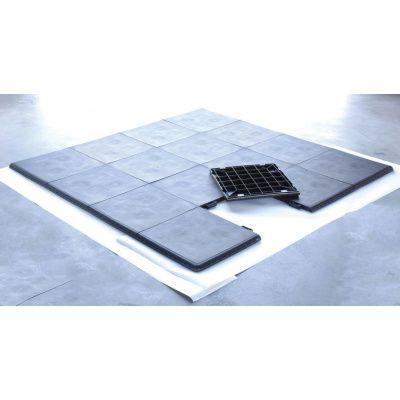 Hoofdafbeelding van Leisure Concepts SmartDeck 240 x 240 cm inclusief TrimKit