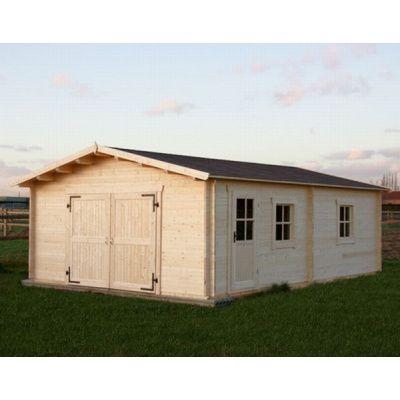 Hoofdafbeelding van Azalp Garage Thijs 500x800 cm, 60 mm