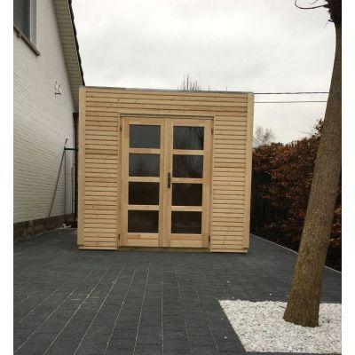 Bild 5 von SmartShed Gartenhaus Ligne 250x250 cm