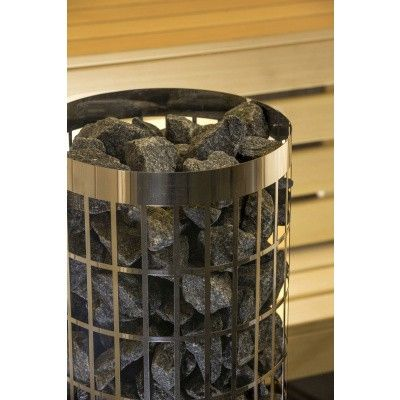 Afbeelding 3 van Harvia Tower Heater Cilindro PC70 6,8 kW