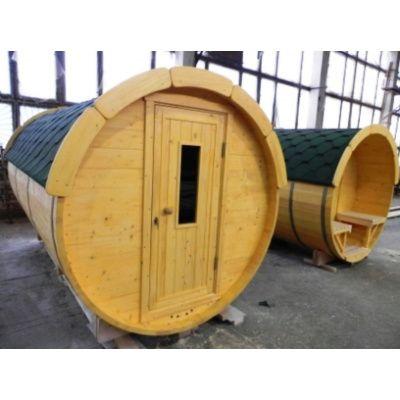 Afbeelding 7 van Azalp Barrel 220x400 cm, 45 mm Vuren