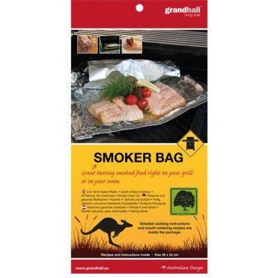 Hoofdafbeelding van Grandhall Smokerbag Elzen*