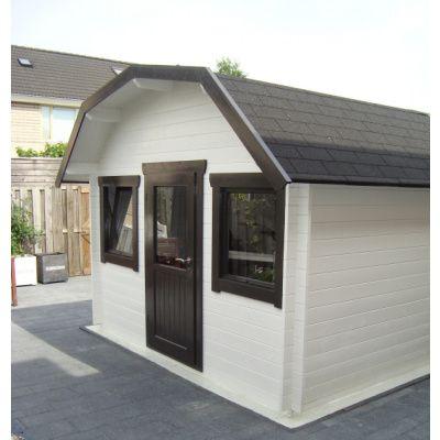 Bild 21 von Azalp Blockhaus Yorkshire 350x250 cm, 30 mm