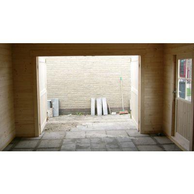 Afbeelding 8 van Azalp Garage Thijs 380x536 cm, 45 mm Modern