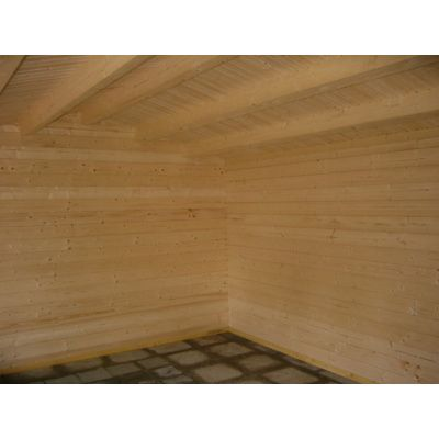 Afbeelding 19 van Azalp Garage Thijs 470x570 cm, 95 mm