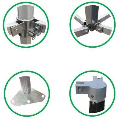 Bild 4 von Azalp 3 x 4,5 Easy Up Platinum PVC
