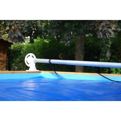 Afbeelding 13 van Ubbink zomerzeil voor Azura 410 cm (6-hoekig) rond zwembad