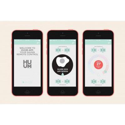 Afbeelding 4 van Huum UKU Local besturing + App 12kW